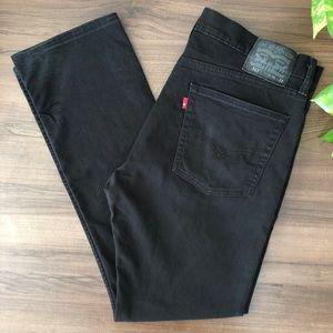 Levi's 513 Vintage Straight Leg Jeans